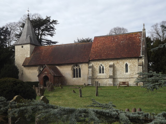 All Saints, Upper Farringdon