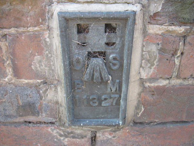 Ordnance Survey Flush Bracket 11327