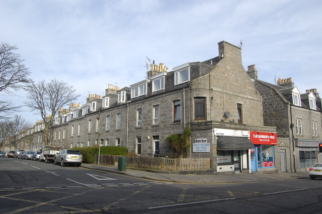 Watson Street, Rosemount, Aberdeen