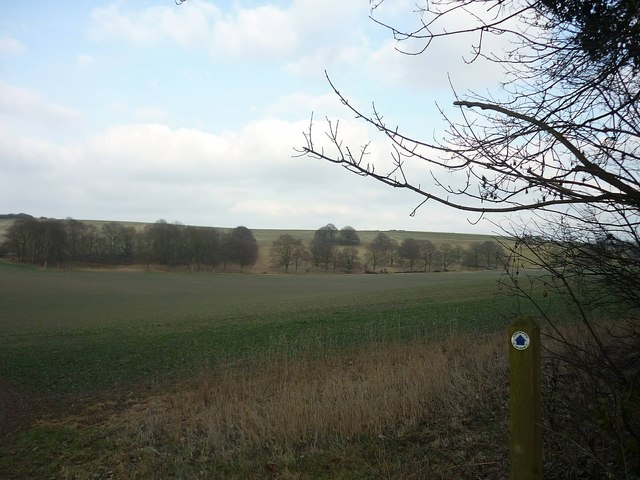Towards Perborough Castle