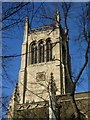 TQ3182 : St Mark's Church, Myddelton Square by Stephen McKay