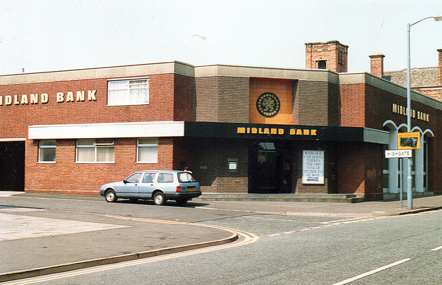 Midland Bank Highgate 1989