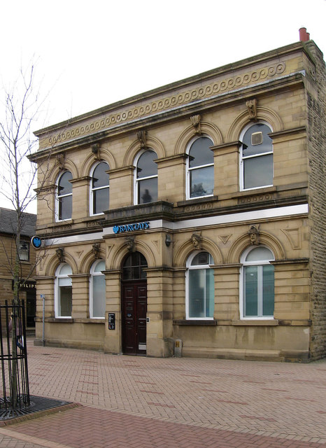 Ossett - Barclays Bank