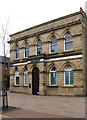 SE2720 : Ossett - Barclays Bank by Dave Bevis
