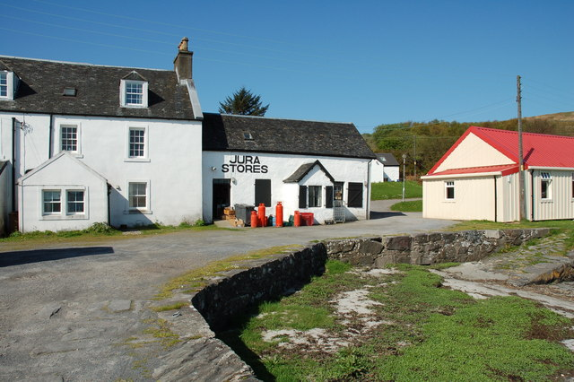 Jura Stores, Craighouse