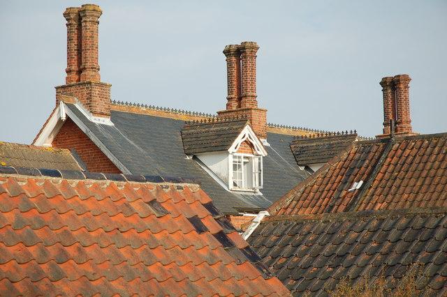 Dunwich chimneys