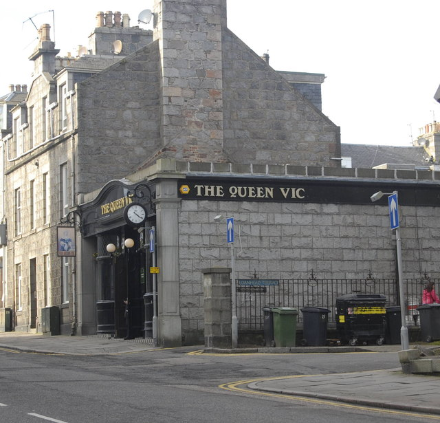 The Queen Vic, Rosemount, Aberdeen