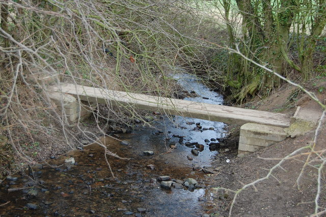Footbridge over Broad Bridge Dyke