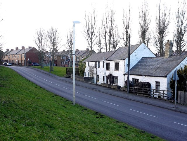 Low Folly Farm, Lead Road, Greenside