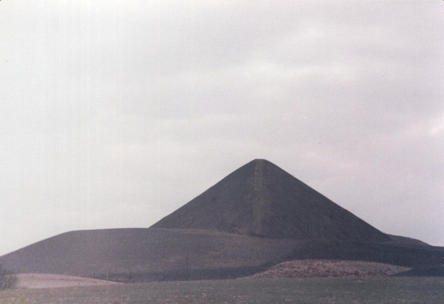 Lanarkshire's only pyramid