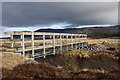 NN8298 : Footbridge near Baileguish by Dorothy Carse