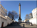 TQ2980 : Duke of York Monument, Waterloo Place, London W1 by Christine Matthews