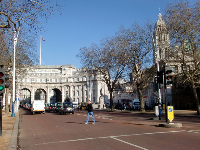 Admiralty Arch, London SW1