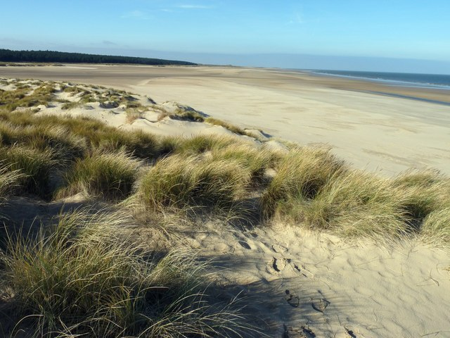 The Best Beach in Norfolk