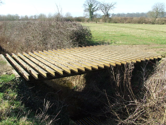 Cattle Grid Bridge