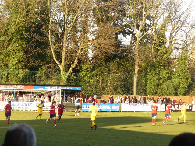 Beveree, Hampton FC