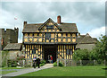 SO4381 : Stokesay Castle - Gatehouse by Rob Farrow