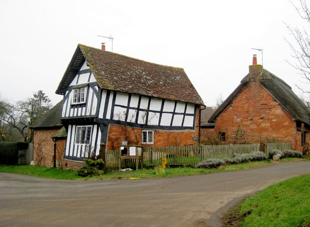 Ancient House in Preston on Stour