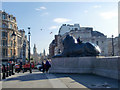 TQ3080 : Trafalgar Square, London SW1 by Christine Matthews