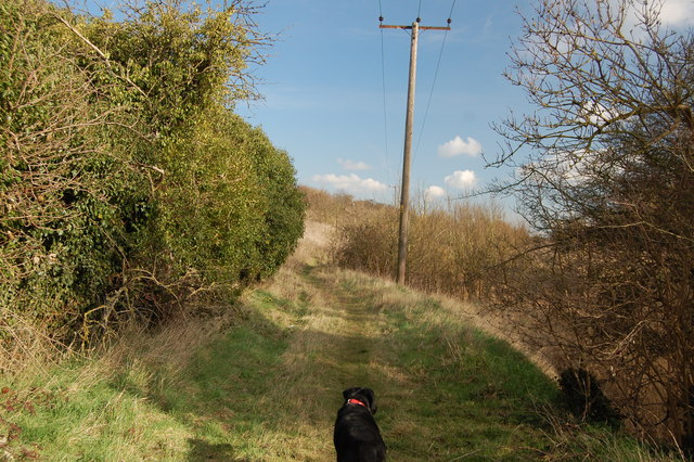 Path to East Tilbury