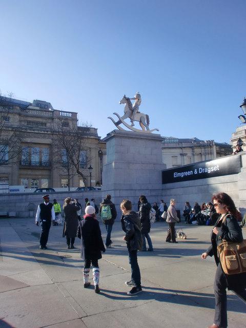 Trafalgar Square, London SW1