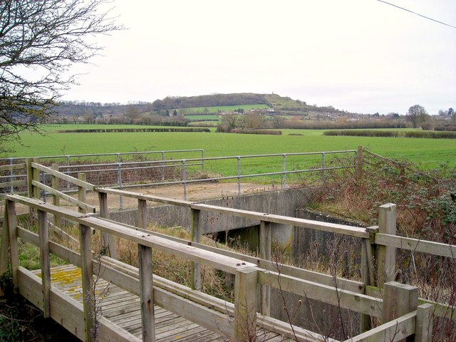 Bridges near Venn Bridge