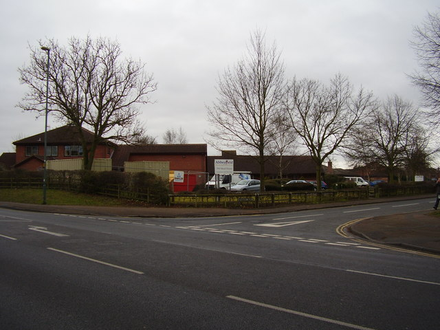 New Abbeyfield development, Brandon Road