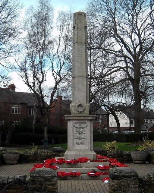 Normanton War Memorial