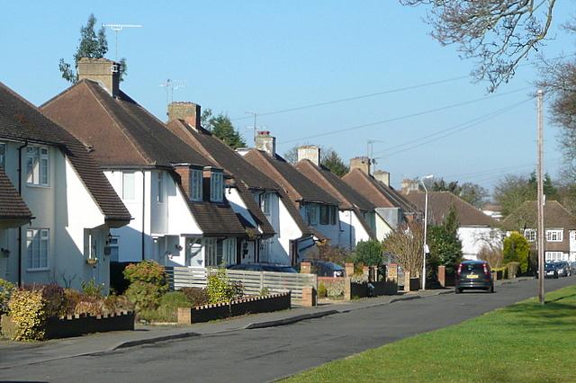 Church Road, Iver Heath