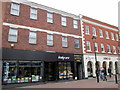 SO9570 : Bromsgrove High Street  Bodycare, Bromsgrove Dance Studio & HSBC by Roy Hughes