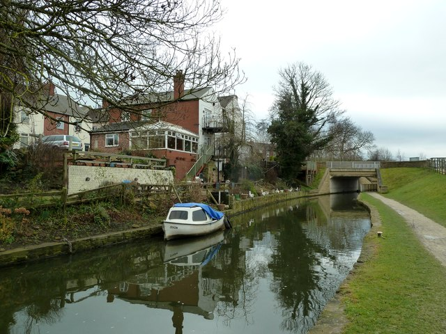The Mill and the Chesterfield Canal