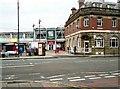SJ9494 : Crown Pole gone by Gerald England