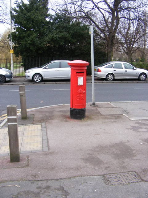 St.John Road George V Postbox