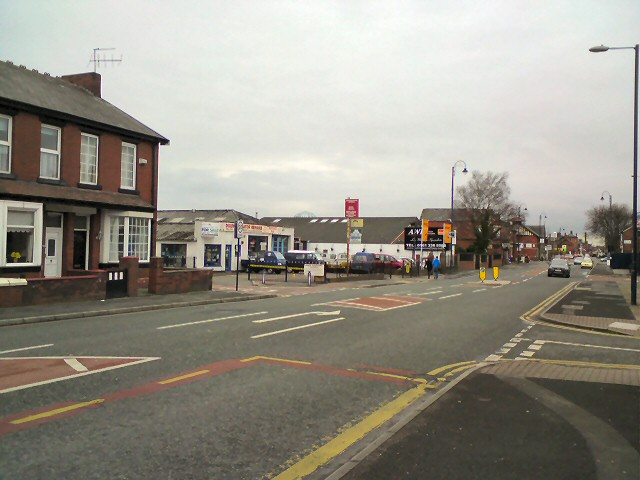 Hyde Road, Denton