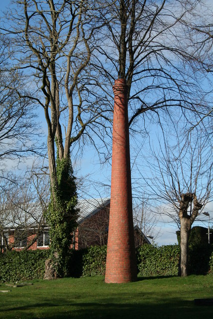 Mystery Chimney