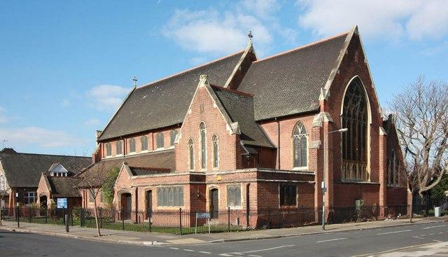 St Michael & All Saints, Abbey Wood Road, Abbey Wood
