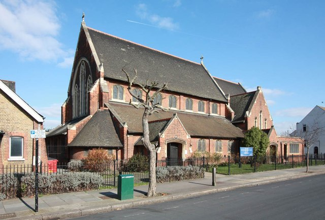 St Michael & All Angels, Abbey Wood Road, Abbey Wood