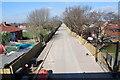 SU5803 : Fareham to Gosport BRT - View from Gregson Avenue Bridge (49) by Barry Shimmon