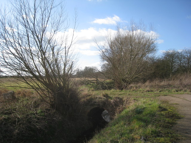 Bridge over Thorpe Beck