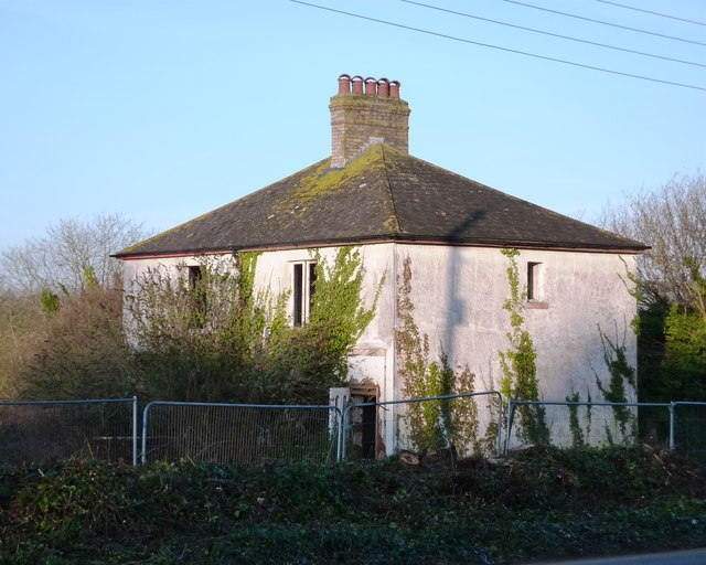 Derelict House, Ring Road, Paignton