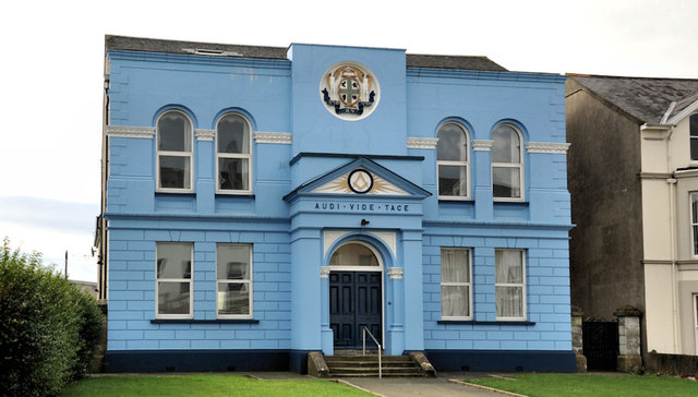 Masonic Hall, Coleraine (1)