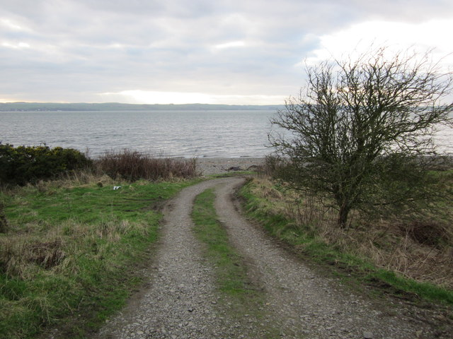 Lochryan Coastal Path