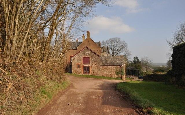 Mid Devon : Chevithorne Barton