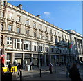 ST1876 : House of Fraser, Cardiff by John Grayson