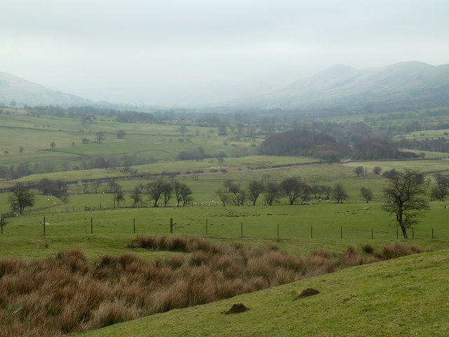 Vale of Edale view