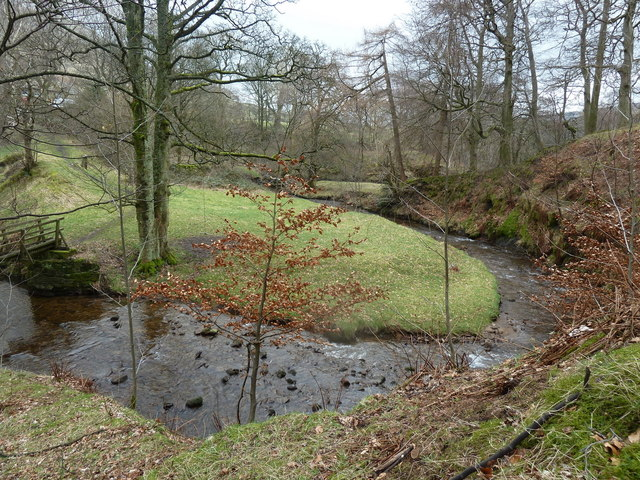 River Noe near Upper Booth