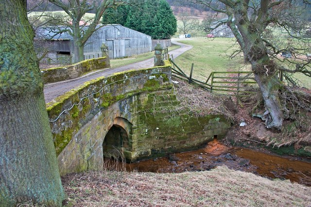 Bridge over Black Beck, Baysdale