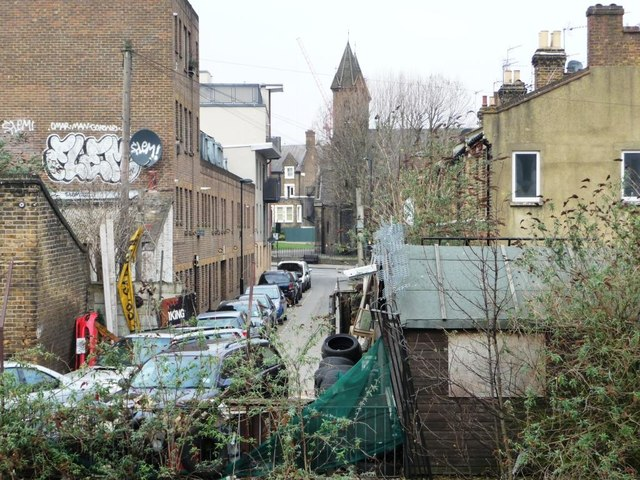 St John's Street, off Harrow Road