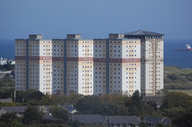 Seaton Towers