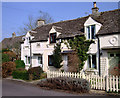 SP1500 : Cable Cottages, East End, Fairford by Vieve Forward